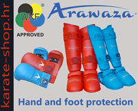 Hand and foot protection